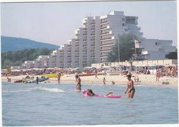 Albena - Gergana Hotel - Topless -  (Bulgaria) - Bulgarije