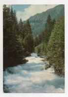 Valle Di Rabbi (Trento) - Parco Nazionale Dello Stelvio - Torrente Rabbies - Non Viaggiata - (FDC10345) - Trento