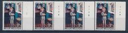 BELGIE - OBP Nr 1638 - Jeugdfilatelie  - PLAATNUMMER 1/4 - MNH** - 1971-1980