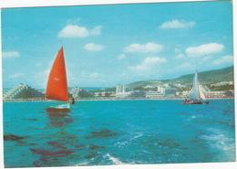 Kurort 'Albena' - Segelschiffe / Sailingboats - (Bulgaria) - Bulgarije