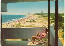 Nessebre - Slantschev Brjag - Das Strand - La Plage  - (Bulgaria) - Bulgarije