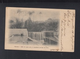 Cuba PPC Boniato 1902 - Ansichtskarten