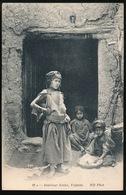 INTERIEUR ARABE , ENFANTS - Algeria