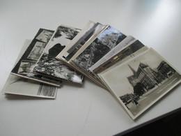 AK Posten Mit 54 Stück Niederlande. Amsterdam Und Andere Orte / Motive Ca. 1920 - 50er Jahre - Ansichtskarten