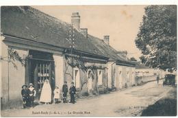 SAINT ROCH - La Grande Rue - Fondettes