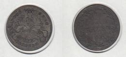 Grisons   1 Bazen 1836  Graubunden Suisse HM#15 - Suisse