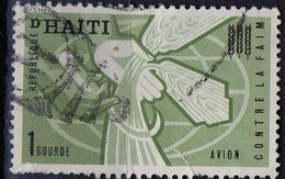 PIA  - 1963 : HAITI : Campagna Mondiale Contro La Fame - (Yv 273) - Haiti