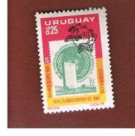 URUGUAY   -    1976 100 YEARS OF U.P..U.                                    - MINT ** - Uruguay