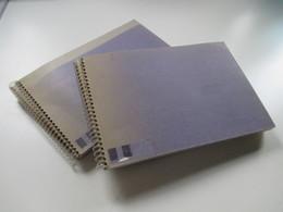 BRD / Berlin Belegeposten In 2 Alben 90 Belege / GA / Paketkarten. 22 Nachnahmekarten Mit Zurück Vermerk! 1950 - 90er - Timbres
