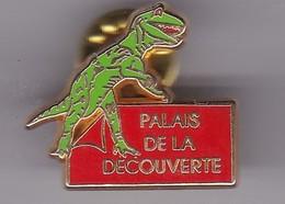 PIN's PALAIS DE LA DECOUVERTE - Pin's