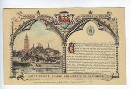 CPA Saint Front église Cathédrale De Périgueux Collection Historique Des Églises De France - Périgueux