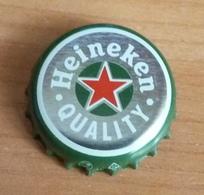 Beer Bottle Cap Capsule Kronkorken Heineken Ukraine Radomyshl Brewery - Bière