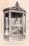 TORINO - ESPOSIZIONE 1911 - STUPENDO STAND DELL'AMIDO REMY - F/P - N/V - Esposizioni