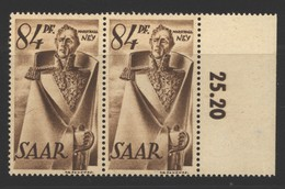Saar,224 III,xx - 1947-56 Allierte Besetzung