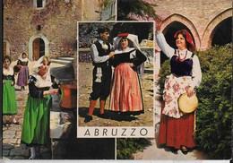 COSTUMI D'ABRUZZO - EDIZ. TRIMPOLI PESCARA 1979 - NUOVA - Costumi