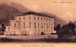 CAVA DEI TIRRENI (SA) - HOTEL DE LONDRES  - F/P - N/V - Cava De' Tirreni