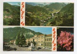 Arsiero (Vicenza) - Saluti Da - Cartolina Multipanoramica - Non Viaggiata - (FDC10357) - Vicenza