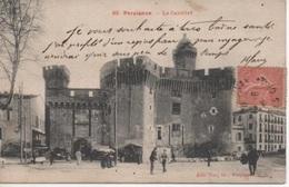 Perpignan - Le Castillet. - Perpignan