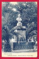 CPA Île Rousse - Statue Du Général Pascal Paoli - Otros Municipios