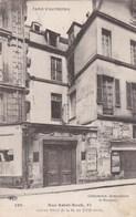 PARIS D' AUTREFOIS N° 192 1er Rue SAINT ROCH Porte Sculptures ANCIEN HOTEL Fin XVII° Siècle - District 01