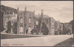 Prideaux House, Padstow, Cornwall, C.1905-10 - Frith's Postcard - England