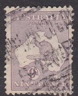 Australia SG 39 1915 Kangaroo,9d Violet, Used - Used Stamps