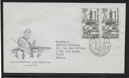 Tchécoslovaquie - Lettre - Czechoslovakia