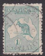 Australia SG 40 1916 Kangaroo,One Shilling, Used - Used Stamps