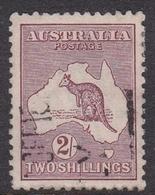 Australia SG 41 1916 Kangaroo,2sh Brown, Used - Used Stamps