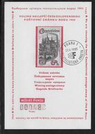 Tchécoslovaquie - Carte - Tschechoslowakei/CSSR