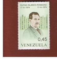 VENEZUELA  - SG 2281   -  1974 R. BLANCO-FOMBONA      -  MINT** - Venezuela
