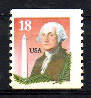 USA. N°1612 Oblitéré De 1985. George Washington. - George Washington