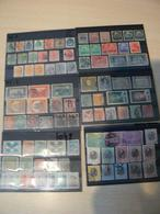 Europe - Lot De Timbres Anciens - Collections (without Album)