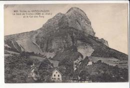 France 38 - Vallée Du Graisivaudan - La Dent De Crolles Et Le Col Des Aves :  Achat Immédiat - Sonstige Gemeinden
