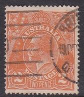 Australia SG 62 1920 King George V,2d Brown Orange,Single Watermark, Used - 1913-36 George V : Hoofden