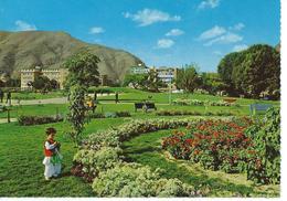 Afghanistan Park - E - Zarnzgar Kabul   Cpsm TBE - Afghanistan