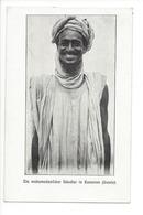 20100 -Un Marchand  Ein Muhamedanischer Händler In Kamerun - Cameroun