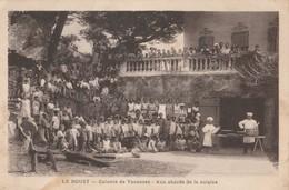 CPA 13  CARRY LE ROUET ABORDS CUISINE COLONIE - Carry-le-Rouet