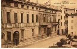 Vicenza - Piazzetta E Palazzo Gualdo - - Vicenza