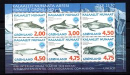 Hb-14  Groedlandia - Delfines