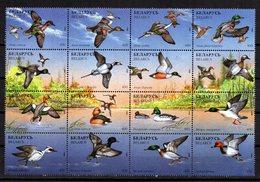 Serie Nº 135/50 Bielorusia - Canards
