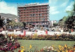 Cartolina Pietra Ligure Hotel Royal Auto D'epoca 1966 - Savona
