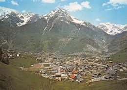 Cartolina Caspoggio Valmalenco Panorama 1986 - Sondrio