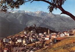 Cartolina Teglio Panorama 1968 - Sondrio