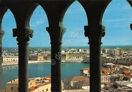 Cartolina Trani Porto Dal Campanile Della Cattedrale 1971 - Bari