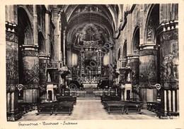 Cartolina Cremona Duomo Interno 1940 - Cremona