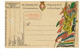 FRANCHIGIA MILITARE - Guerra 1914-18