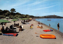 Cartolina Punta Ala Spiaggia Animata - Grosseto