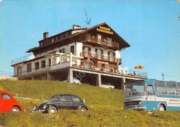 Cartolina Bolzano Alpe Di Siusi Albergo Urthaler Auto Bus - Bolzano