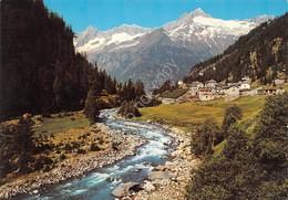 Cartolina Chiareggio Valmalenco Panorama 1977 - Sondrio
